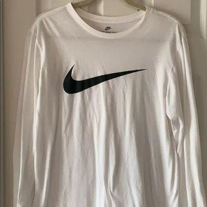 Men's Long Sleeve Nike Shirt